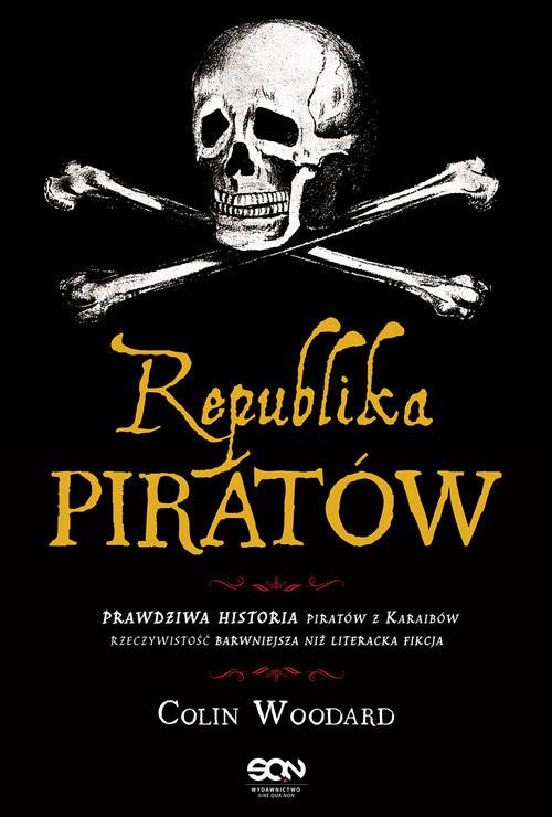 okładka Republika Piratów, Książka | Colin Woodard