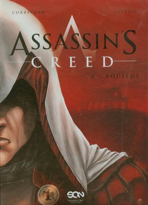 okładka Assassin's Creed 2. Aquilus, Książka | Corbeyran Eric