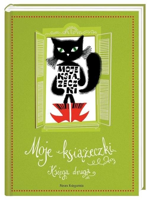 okładka Moje książeczki. Księga drugaksiążka      Adam Bahdaj, Czesław Janczarski, Januszewska