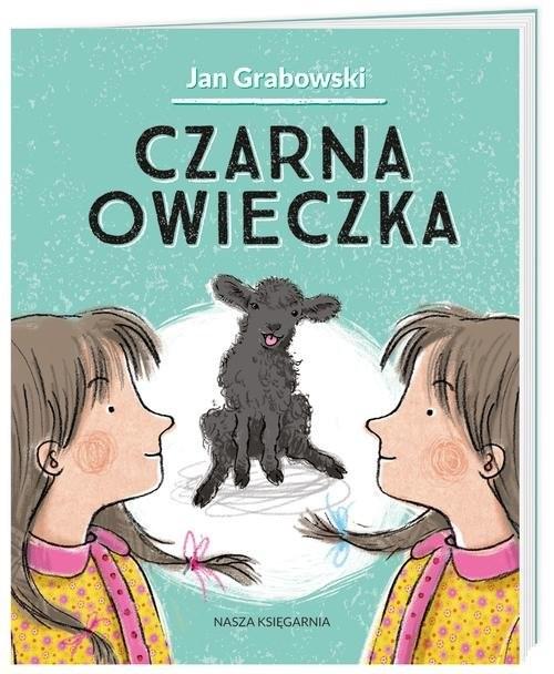 okładka Czarna owieczka, Książka | Grabowski Jan