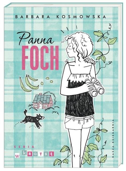 okładka Panna Foch, Książka | Barbara Kosmowska