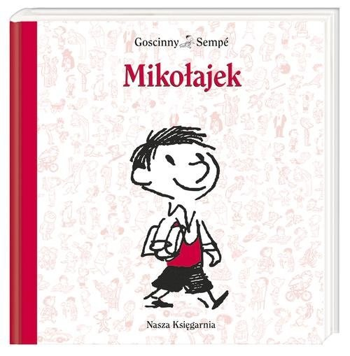 okładka Mikołajekksiążka |  | René Goscinny, Jean-Jacques Sempé
