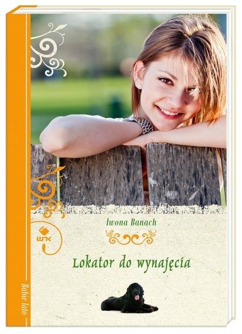 okładka Lokator do wynajęcia, Książka | Iwona Banach