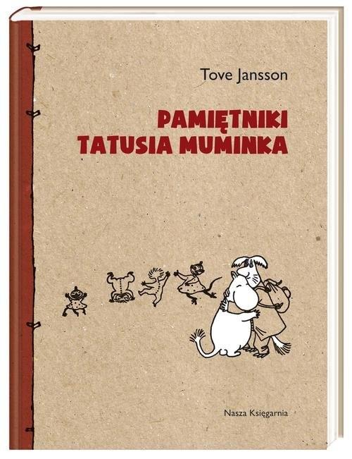 okładka Pamiętniki Tatusia Muminkaksiążka |  | Tove Jansson