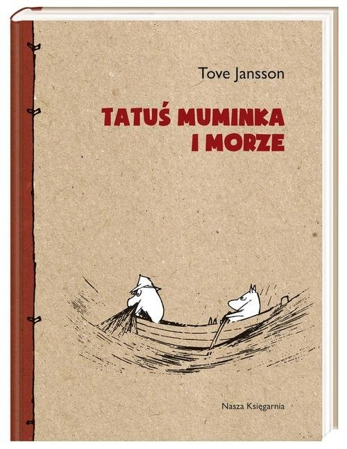 okładka Tatuś Muminka i morze, Książka   Tove Jansson