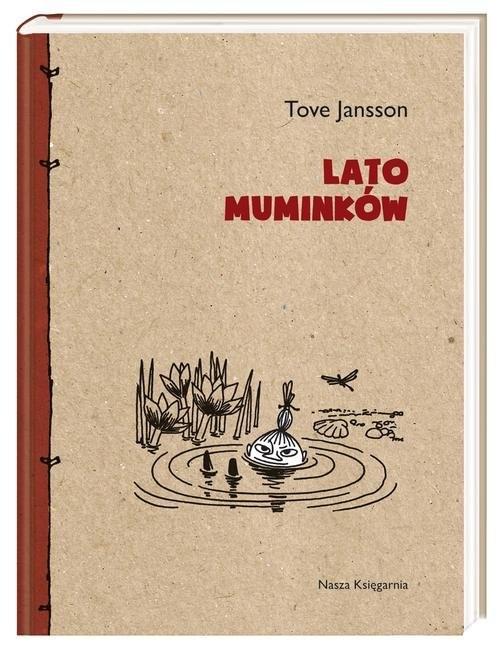 okładka Lato Muminkówksiążka      Tove Jansson