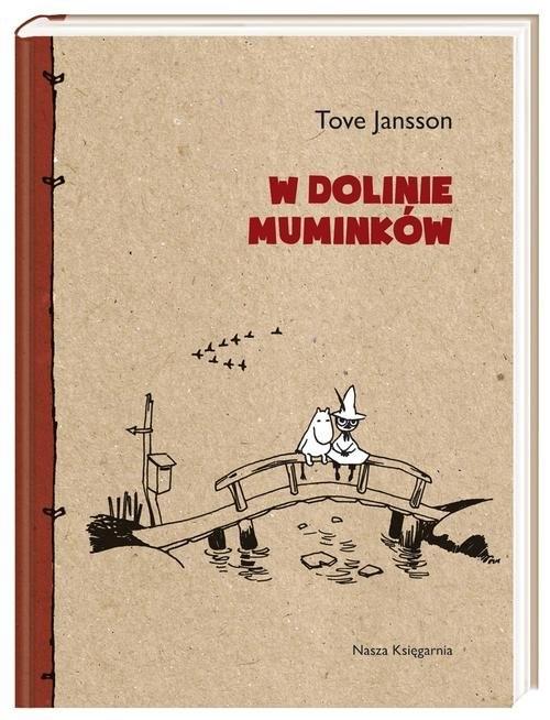 okładka W Dolinie Muminków, Książka | Tove Jansson