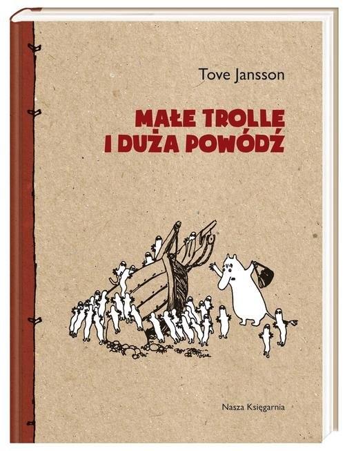 okładka Małe trolle i duża powódźksiążka |  | Tove Jansson
