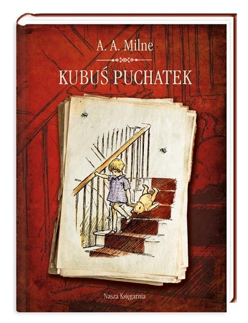 okładka Kubuś Puchatekksiążka      Alan Alexander Milne