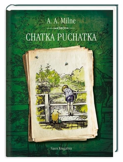 okładka Chatka Puchatkaksiążka |  | Alan Alexander Milne