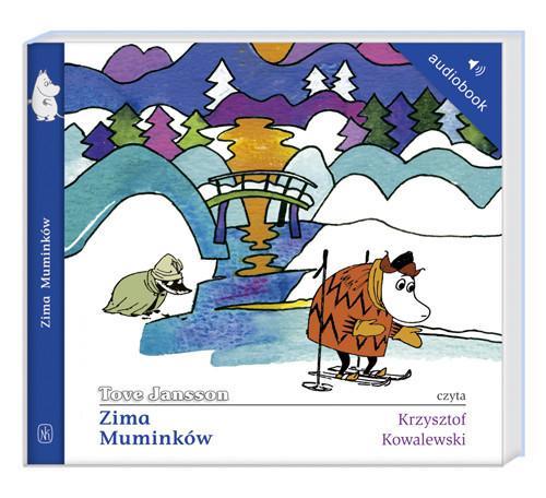 okładka Zima Muminków. Audiobookksiążka |  | Tove Jansson