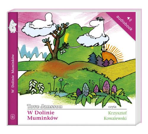 okładka W Dolinie Muminków. Audiobookksiążka |  | Tove Jansson
