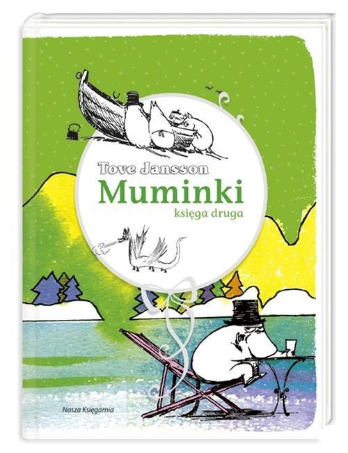 okładka Muminki. Księga druga, Książka | Jansson Tove