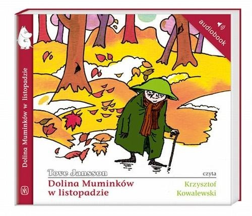 okładka Dolina Muminków w listopadzie. Audiobookksiążka |  | Tove Jansson