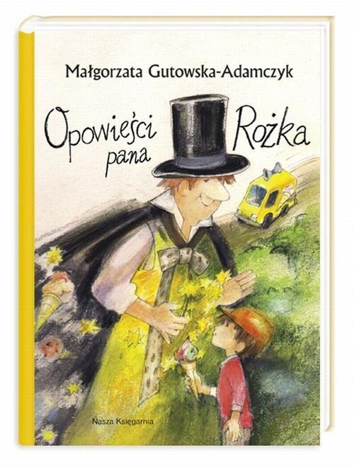 okładka Opowieści pana Rożka, Książka | Małgorzata Gutowska-Adamczyk