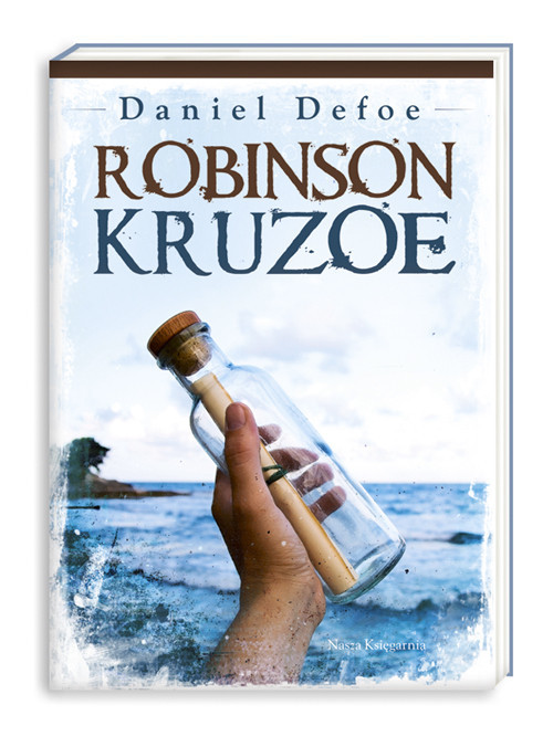okładka Robinson Kruzoe, Książka   Daniel Defoe