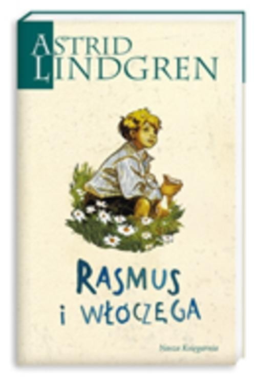 okładka Rasmus i włóczęga, Książka | Astrid Lindgren