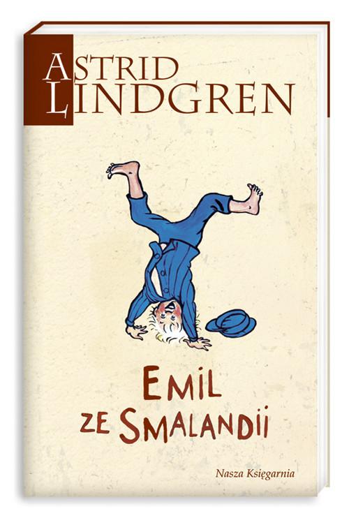 okładka Emil ze Smalandii, Książka | Lindgren Astrid