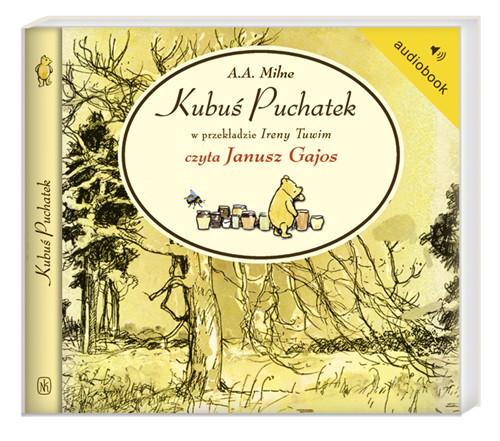 okładka Kubuś Puchatek. Audiobook, Książka | Alan Alexander Milne