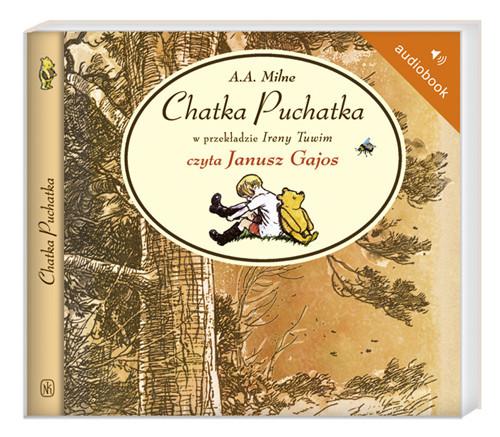 okładka Chatka Puchatka. Audiobookksiążka      Alan Alexander Milne