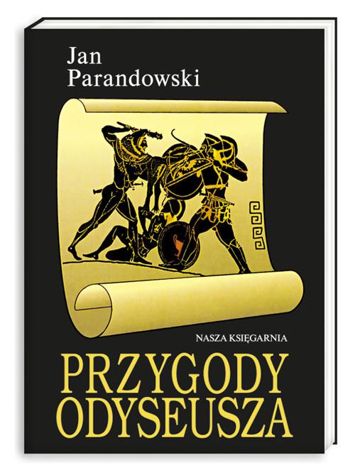 okładka Przygody Odyseusza, Książka | Parandowski Jan