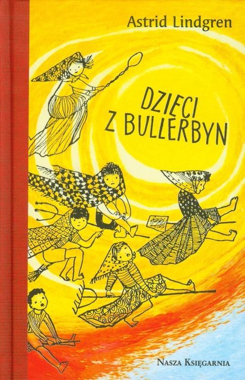 okładka Dzieci z Bullerbyn wydanie kolekcjonerskie, Książka | Lindgren Astrid
