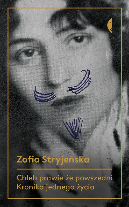 okładka Chleb prawie że powszedni. Kronika jednego życia, Książka | Zofia Stryjeńska