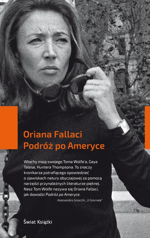 okładka Podróż po Ameryceksiążka |  | Oriana Fallaci
