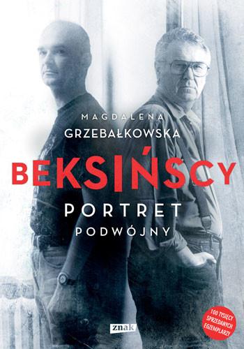 okładka Beksińscy. Portret podwójny, Książka | Grzebałkowska Magdalena