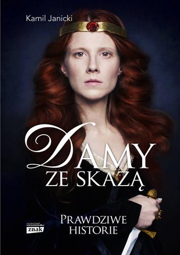 okładka Damy ze skazą, Książka | Kamil Janicki
