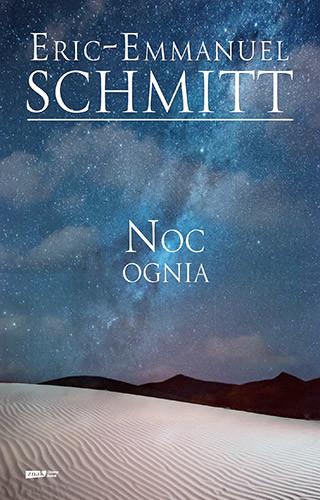 okładka Noc ognia, Książka | Schmitt Eric-Emmanuel
