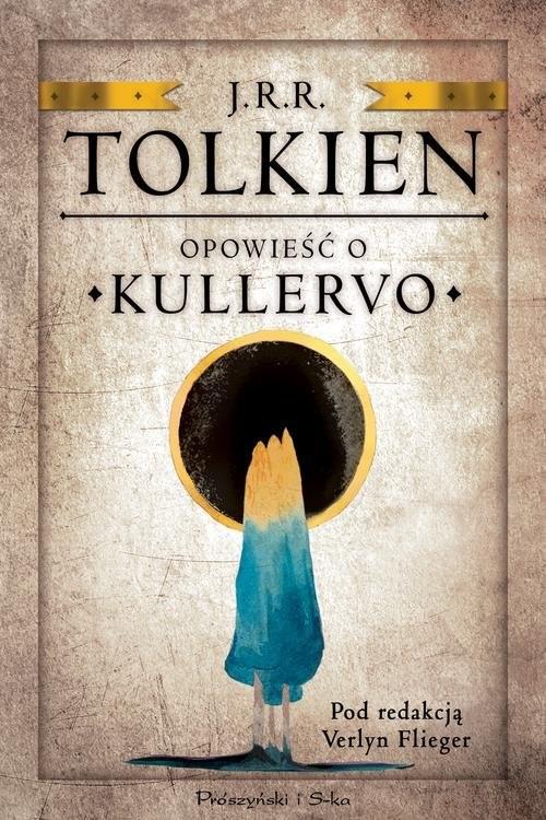 okładka Opowieść o Kullervo, Książka | Tolkien J.R.R