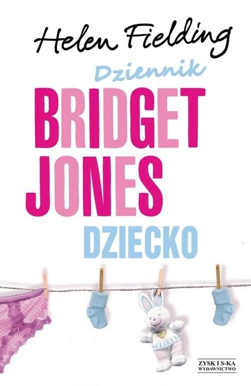 okładka Dziennik Bridget Jones. Dziecko, Książka | Fielding Helen