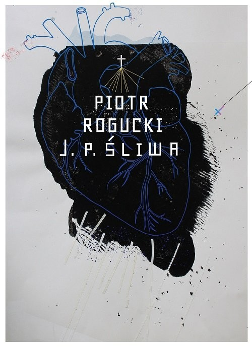 okładka J.P. Śliwa. CD, Książka | Rogucki Piotr