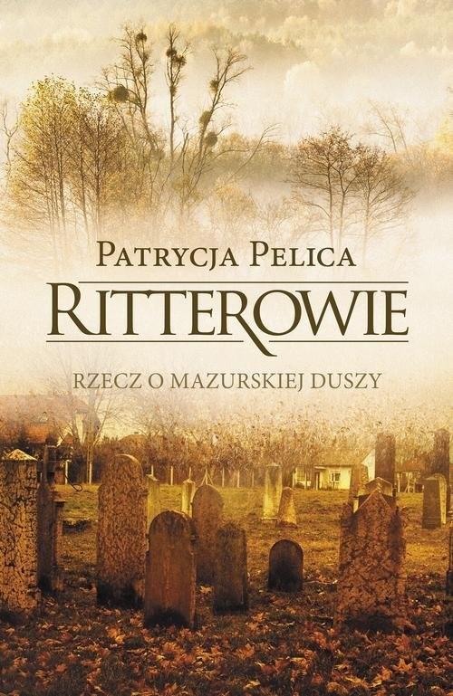 okładka Ritterowie, Książka | Pelica Patrycja
