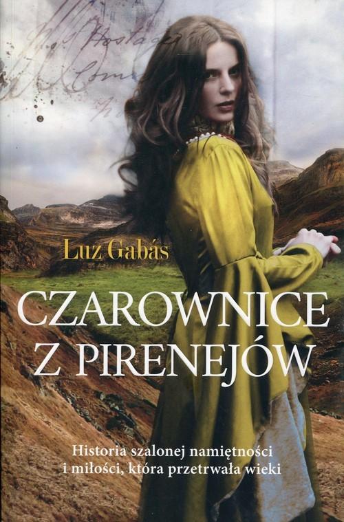 okładka Czarownice z Pirenejów, Książka | Luz Gabas