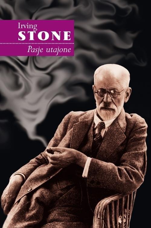 okładka Pasje utajone, Książka | Stone Irving