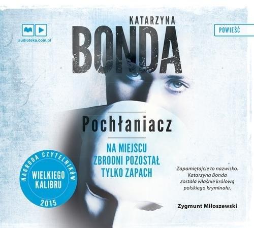 okładka Pochłaniacz. Audiobook, Książka | Katarzyna Bonda