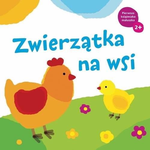 okładka Zwierzątka na wsi, Książka | Bardos Krystyna