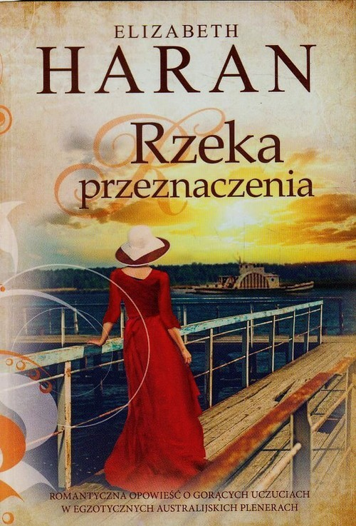 okładka Rzeka przeznaczenia, Książka | Elizabeth  Haran