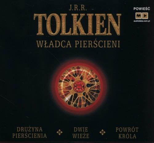 okładka Władca Pierścieni. Audiobook, Książka   John Ronald Reuel Tolkien
