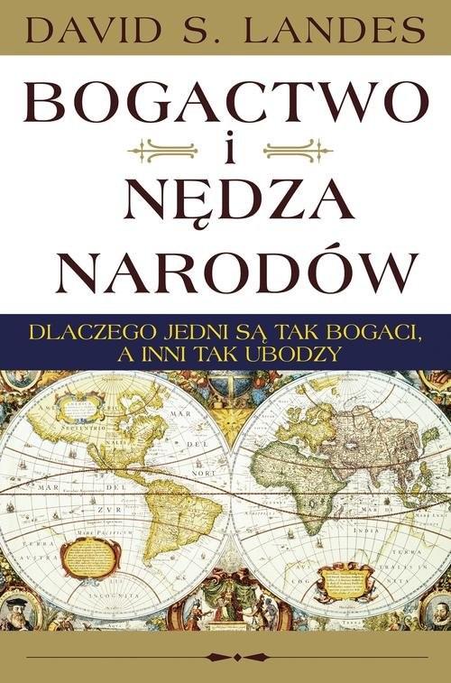 okładka Bogactwo i nędza narodówksiążka |  | David S. Landes