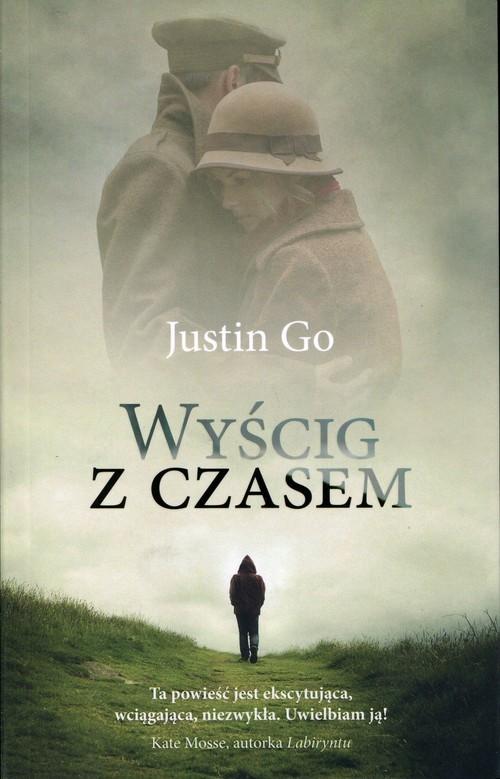 okładka Wyścig z czasem, Książka | Justin Go