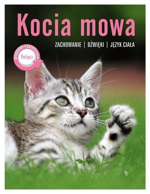 okładka Kocia mowa, Książka | Rauth-Widmann Brigitte