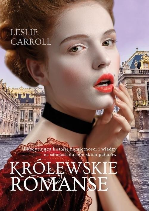 okładka Królewskie romanse, Książka | Carroll Leslie