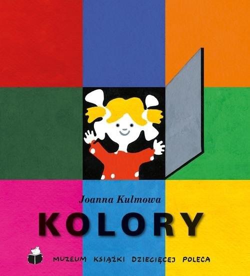okładka Kolory, Książka   Kulmowa Joanna