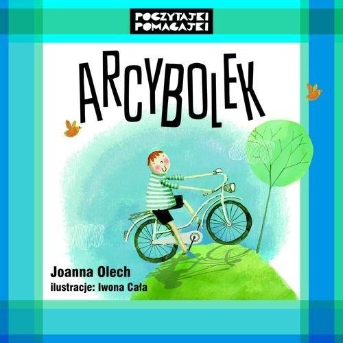 okładka ArcyBolek, Książka | Joanna Olech