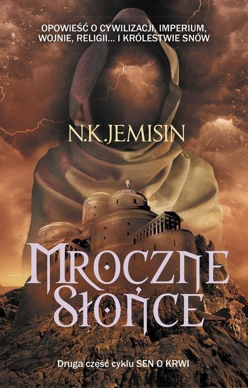 okładka Mroczne słońce, Książka | Jemisin N.K.