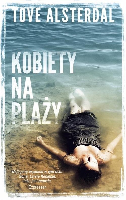 okładka Kobiety na plaży, Książka | Tove Alsterdal