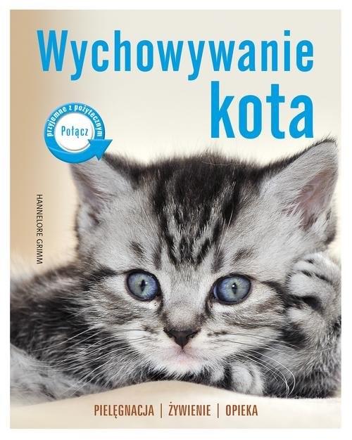 okładka Wychowywanie kota, Książka | Grimm Hannelore